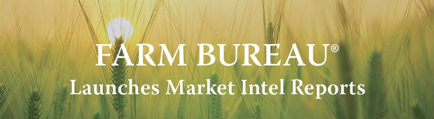 Farm Bureau Launches Market Intel Reports
